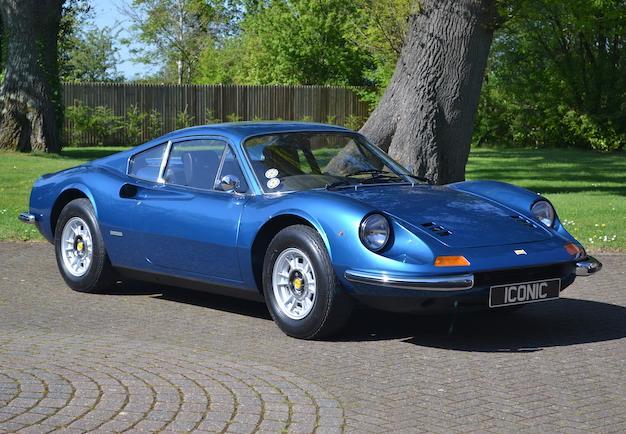 Ferrari Dino 246gt